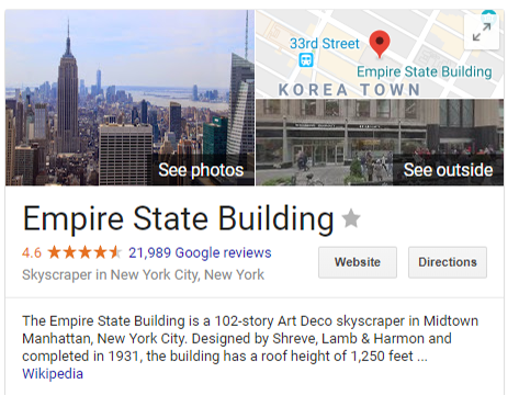 Empire State Knowledge Graph