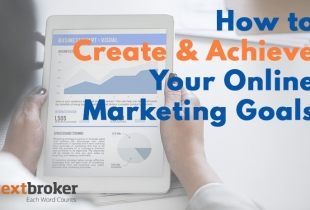 Creating Online Marketing Goals