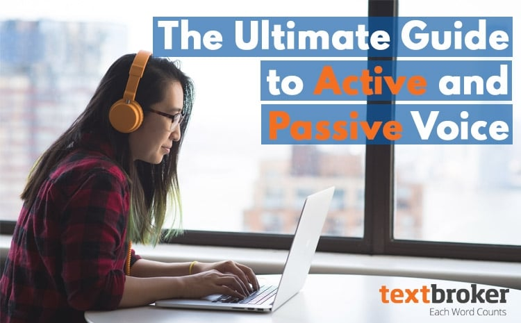 Guide on active and passive voice